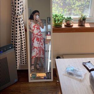 Derek Lam Dresses - Derek Lam red midi dress